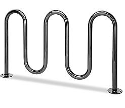 A decent bike rack